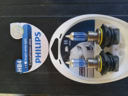 Lâmpadas Philips hb4 super branca