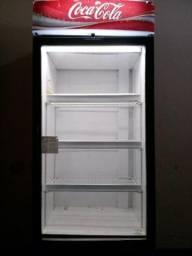 Freezer Vertical - Cervejeira Hussmann - Mod. Chb Are 400 - 400 Lts