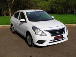 Nissan Versa SL 1.6 16V Flex fuel Mec. Completo 16/17 - 2017
