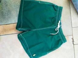 Shorts Ralph Lauren quase sem uso