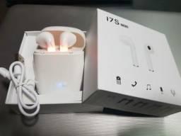 I7-TWS Fone de Ouvido, sem Fio via Bluetooth (VENDO)