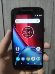 "Moto G4 plus""Leia o anúncio"""