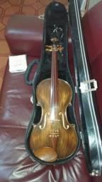 Violino Rolim artesanal brilhante leia todo o anuncio