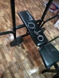 Mesa de musculação
