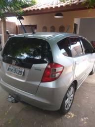 Honda fit EXL Flex 1.5 completo - 2009