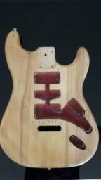 Corpo de Guitarra Stratocaster