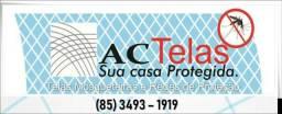 Redes de proteção e Telas Mosqueteiras
