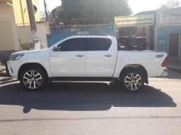 Toyota hillux cd srx diesel - 2017