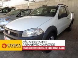 Fiat Strada CD - 2018