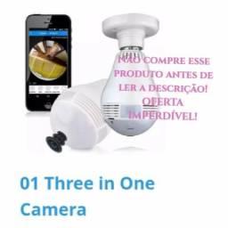 Câmera Três em Um