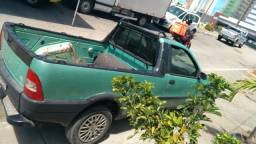 Fiat estrada p/ sítio - 1999