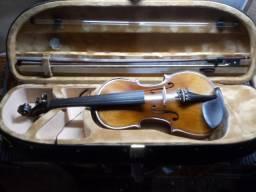 Violino novo Lhuteria Chinesa feito a mão - aceito cartão