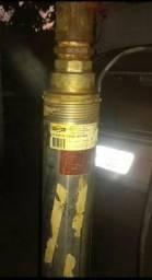 Bomba submersa tipo caneta (foguete) 3vc trifásica