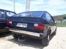 Gol turbo - 1984