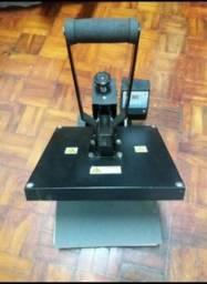 Prensa para Sublimação, 38x38cm 220w R$ 600,00