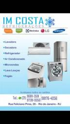 Refrigeração especializada com o melhor preço do RJ