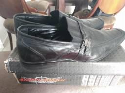 Sapato masculino preto 42