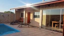Casa com Piscina próximo ao Termas dos Laranjais em Olímpia/SP