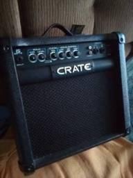 Amplificador de guitarra crate gt 15