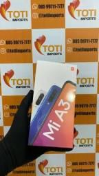 Smartphone Xiaomi Mi A3 64Gb - Branco