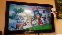 Tv sony 32'' defeito na tela