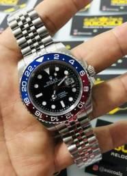 c2349fc5412 Oferta Relógio Rolex GMT Master II Automático