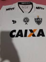 Camisa Oficial Dryworld Atlético Mineiro I 2016 cc16a37491c0f