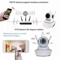 Câmera IP - 5700 Sensor Infravermelho