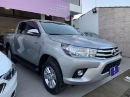 Toyota Hilux 2.8 CD 4X4 AT - Único Dono - Em estado de nova! - 2017