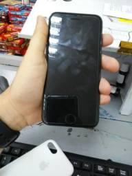 Iphone 7 128 Gb Preto - ACEITO CARTÕES