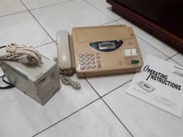 Telefone Fax da Panasonic
