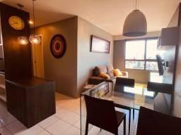 Excelente apartamento mobiliado junto ao Shopping Patteo e Faculdade de Medicina - FMO