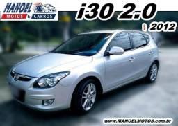 I30 2.0 - 2012 - Prata - 2012
