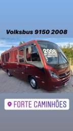 Vw 9150 microônibus neobus completo - 2008