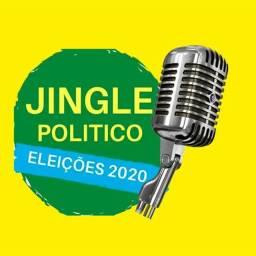 Jingle político, envio para todo Brasil R$ 450,00