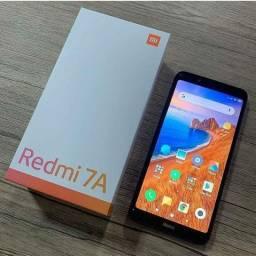 Xiaomi Redmi 7a 32gb lacrado preto