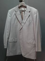 Blazer Otto - cinza - tecido nobre
