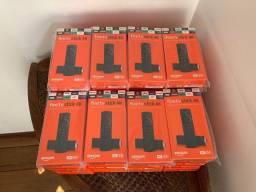 Amazon Fire Tv 4k Ultra Hd Voz (Melhor Que Chromecast) Lançamento USA