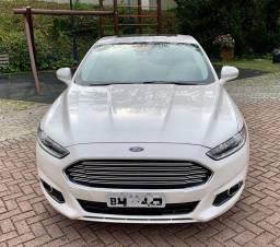 Ford Fusion Titanium - AWD
