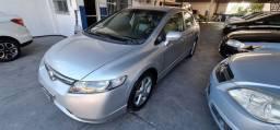 New Civic 2008 1.8 manual (só gasolina) oportunidade