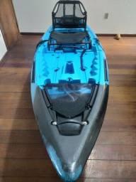 Caiaque Tuna Pró Azul. Entrega imediata