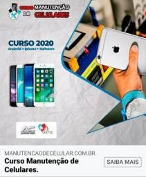 Cursos de conserto e manutenção de celulares 100% online garanta já o seu.