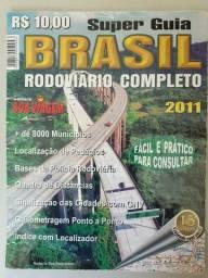 Mapa do Brasil e Estados GUIA rodoviário