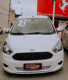 Vendo Ford Ka hetch 2018(Completo+GNV)