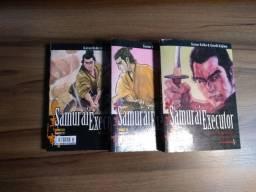 Mangá - Samurai Executor