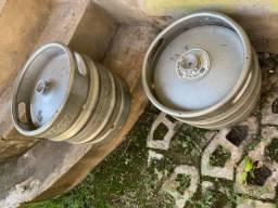 2 Barril chopp RARIDADE 30 litros