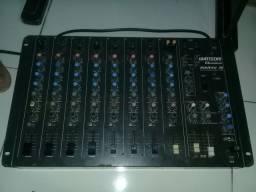 Mesa de audio 8 canais