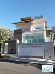 Casa com 4 suítes, Jardim Del Rey, Poços de Caldas-MG