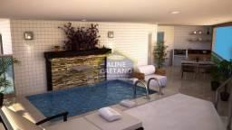 Apartamento à venda com 2 dormitórios em Caiçara, Praia grande cod:ES02398