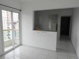 Apartamento com 1 dormitório, 2 sacadas à venda, 44 m² por R$ 185.000 - Tupi - Praia Grand